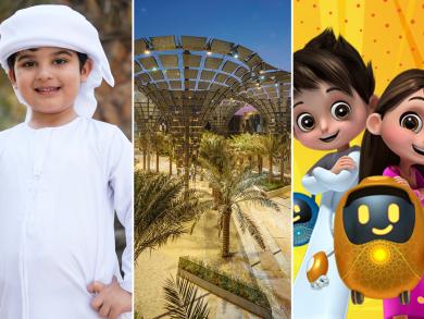 Expo 2020 Dubai: Four family activities to look forward to