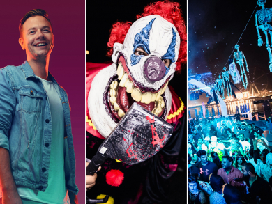 Halloween in Dubai 2019: Zero Gravity's massive monster Halloween party returns