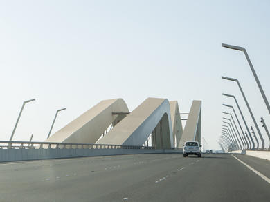 Abu Dhabi drivers can now set up their road toll account