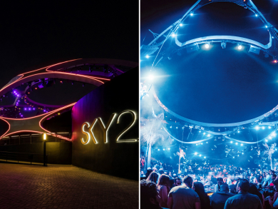 Dubai's SKY2.0 launches six-hour, unlimited ladies' night