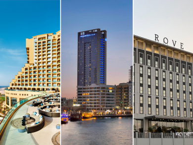 Six new UAE hotel deals to book this month