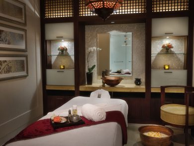 The Ritz-Carlton Dubai launches new gents' spa day deal