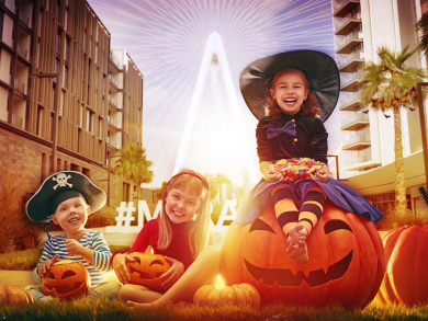 Halloween Dubai 2019: family fun at Bluewaters Dubai