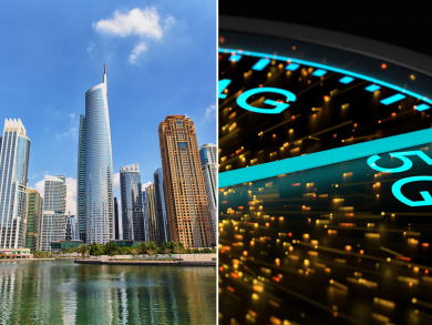 Dubai's JLT to become first smart and sustainable area powered by 5G