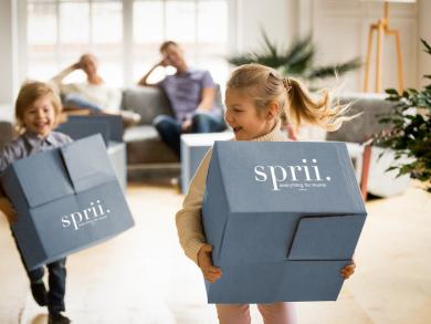 Sprii's mega Black Friday sale is back