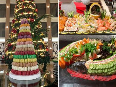 Christmas tree lighting ceremony to be held at Dubai's Two Seasons hotel