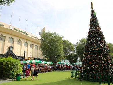 Santa is coming to Dubai's The Irish Village this Christmas