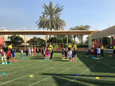 Are there too many extracurricular activities in the UAE?