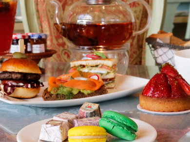 Dubai's Shakespeare and Co. launches bargain afternoon tea