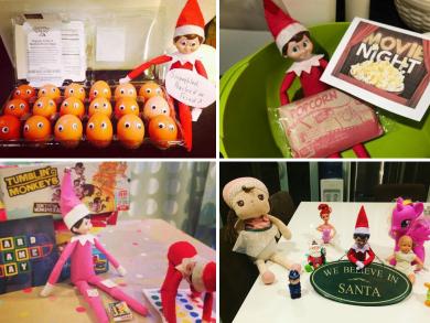 Christmas 2019: 40 of the best Elf on a Shelf ideas