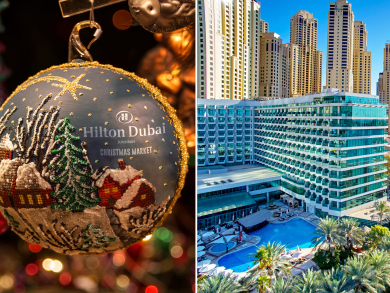Christmas Market returning to Hilton Dubai Jumeirah