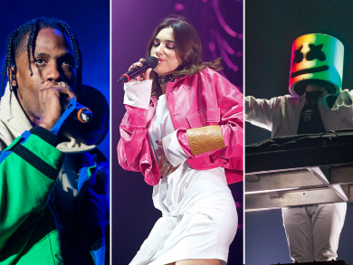 Dubai gigs to book tickets for this November