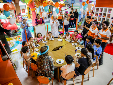 The ultimate guide to planning a kids' birthday party in the UAE