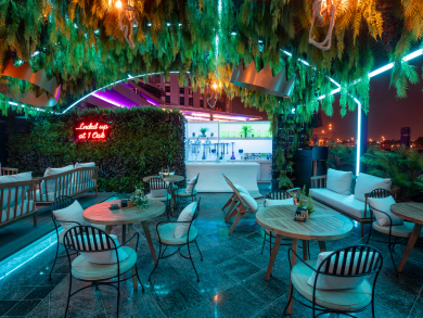 First look at 1OAK Dubai's new terrace lounge