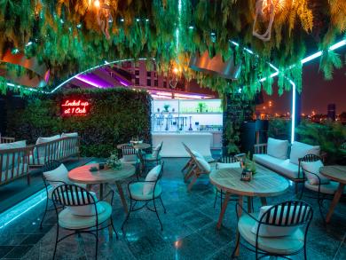 First look at 1OAK Dubai's new terrace lounge