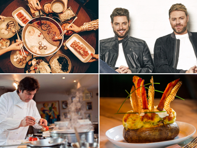 See Boyzlife and meet celebrity chefs at Taste of Abu Dhabi