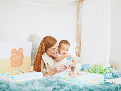 UAE baby goods subscription service reduces prices