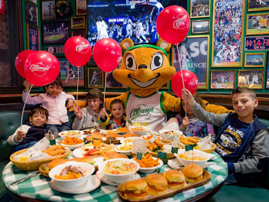 New Boston-themed restaurant launches kids' party packages