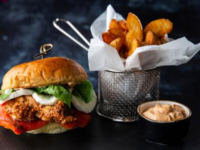 Italian restaurant and bar Bottega opens in Dubai International Airport
