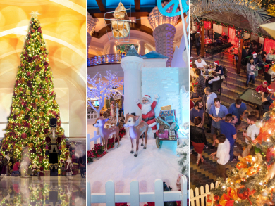 Christmas in Dubai 2019: fantastic festive things to do