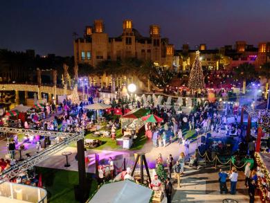 Christmas in Dubai 2019: Madinat Jumeirah massive Christmas market is back