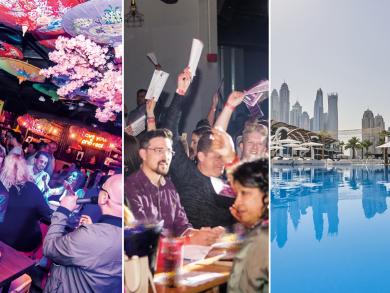 Dubai's best alternative nights out