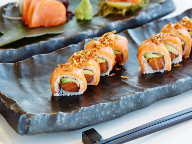 Save money on sushi this month in Dubai