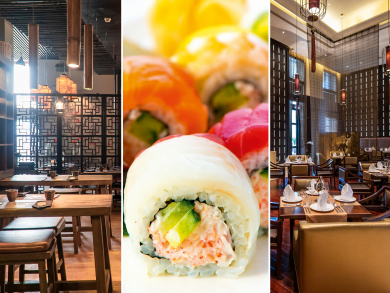 Pit Stop Menus: Where to find delicious Asian food