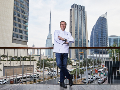Why Marea's chef believes Dubai is the right fit for the Michelin-starred restaurant