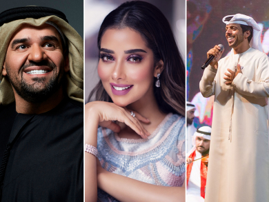 Dubai celebrates UAE National Day with big free-to-attend concerts