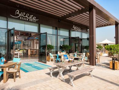 Dubai's Breeze Beach Grill to launch ladies' night