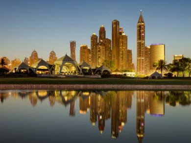 Dubai's Emirates Golf Club reveals Christmas Day brunch and golf deal