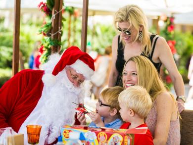 Christmas 2019: Where the kids can meet Father Christmas in Dubai