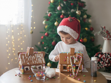 Christmas in Dubai 2019: Where to decorate a gingerbread house in the UAE this Christmas