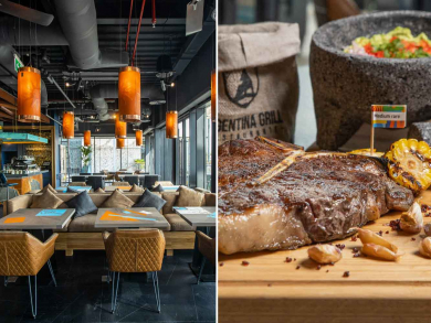 Brand-new restaurant Argentina Grill to open at La Mer