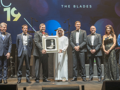 In pictures: Dubai Airshow Gala Dinner