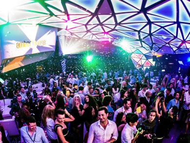 Every party on Yas Island during the Abu Dhabi Grand Prix