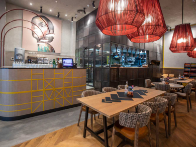 FIRST LOOK: Nando's opens new flagship store at The Dubai Mall