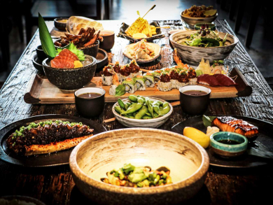 All the Yas Island brunches during Abu Dhabi Grand Prix