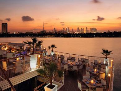 A sparkling festive celebrations at Dubai Creek Golf & Yacht Club