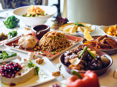 Seven amazing restaurants to try in Abu Dhabi during F1 weekend