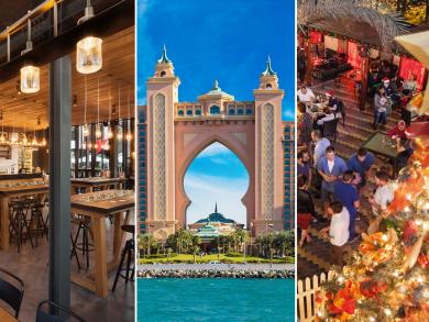 Christmas in Dubai 2019: Pre-Christmas parties