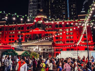 Habtoor Palace extends Christmas market dates