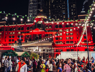 Habtoor Palace extends Christmas market dates