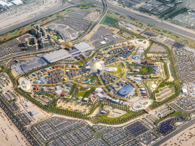 Expo 2020: Bahrain lays foundation stone for its pavilion in Dubai