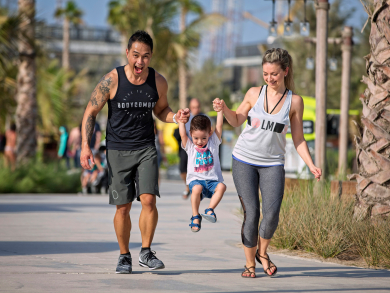 A Mums-only fitness event is coming to Dubai World Trade Centre