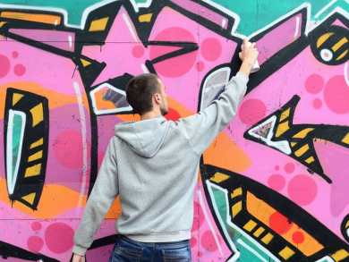 Dubai's first street art and culture exhibition starts tomorrow