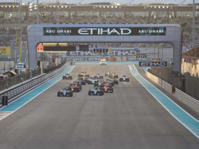 Your complete guide to Friday November 29 at the Abu Dhabi Grand Prix