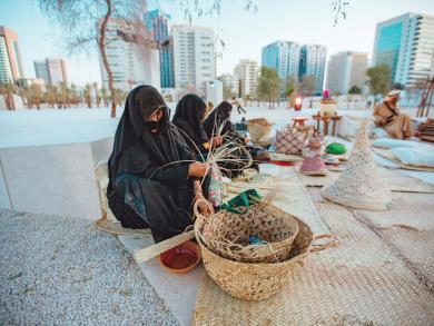 Get your cultural fix at Abu Dhabi's new Al Hosn festival