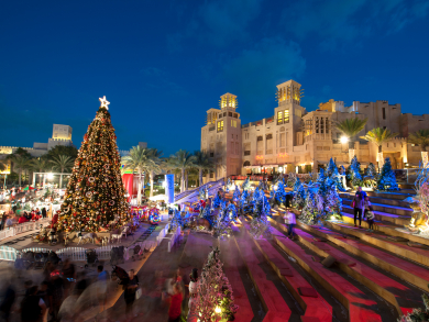 Christmas in the UAE 2019: Festive things to do with the family